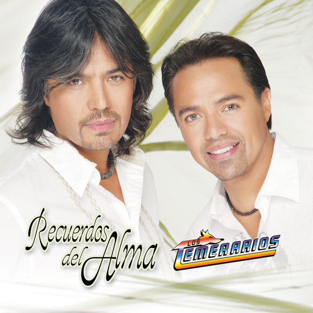 Recuerdos del Alma Albumcover