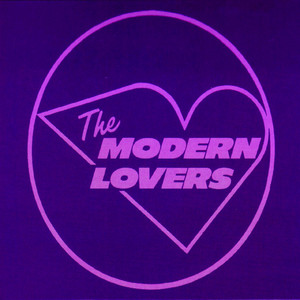 Album cover for The Modern Lovers by The Modern Lovers