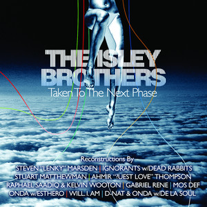The Isley Brothers: Taken To The Next Phase (Reconstructions) album