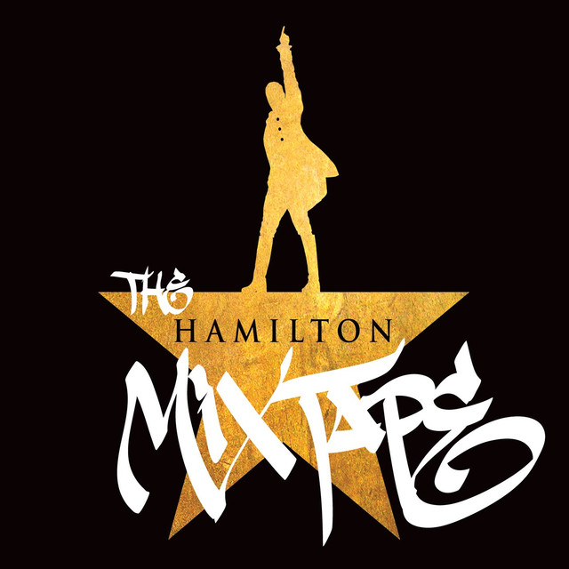 Album cover for The Hamilton Mixtape Track by Track Commentary by Various Artists