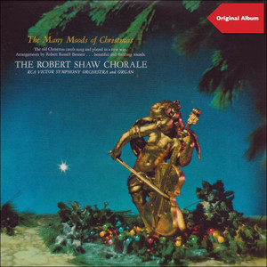 Robert Shaw Chorale, RCA Victor Symphony Orchestra and Organ O Little Town of Bethlehem cover