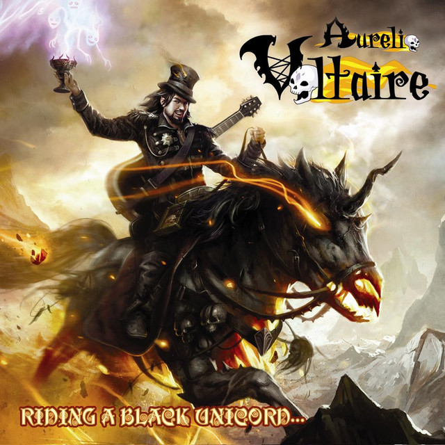 Riding a Black Unicorn...