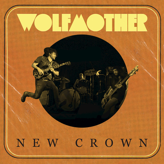 Album cover for New Crown by Wolfmother