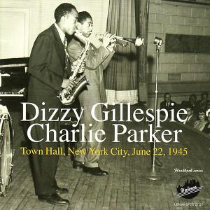 Town Hall, New York City, June 22, 1945 album