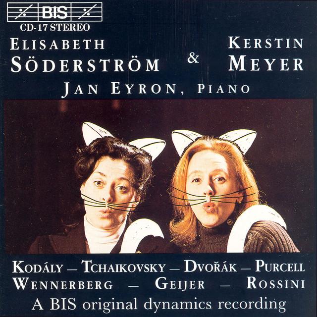 Soderstrom, Elisabeth / Meyer, Kerstin - Duets for Two Sopranos Albumcover