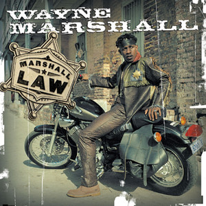 Wayne Marshall Over cover