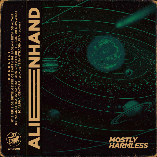 Mostly Harmless by Alien Hand on Spotify