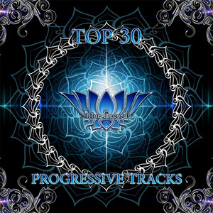 Top 30 Progressive Tracks Albumcover