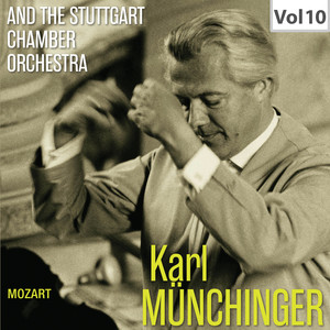 Karl Münchinger & The Stuttgart Chamber Orchestra, Vol. 10 Albümü