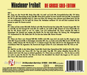 Münchener Freiheit - Die grössten Hits album