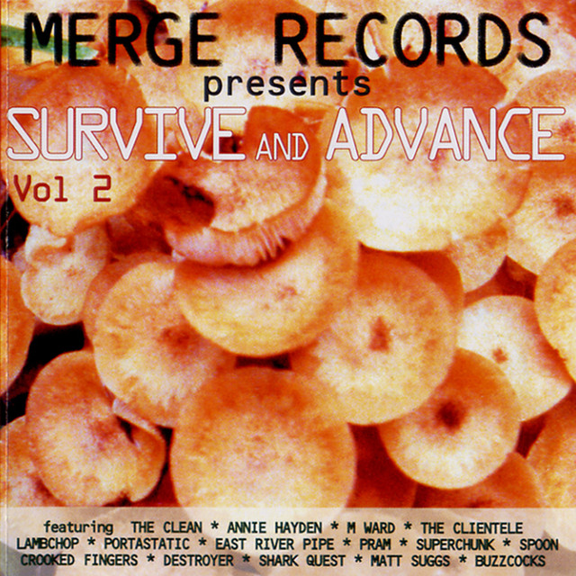 Survive and Advance Vol. 2: A Merge Records Compilation