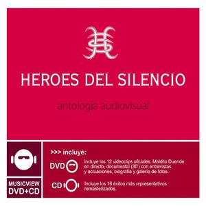 Antología Audiovisual - Heroes Del Silencio