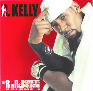 The R. In R&B Greatest Hits Collection: Volume 1 Albumcover
