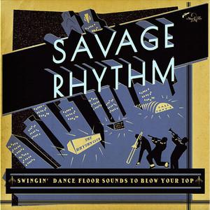 Savage Rhythm Albumcover