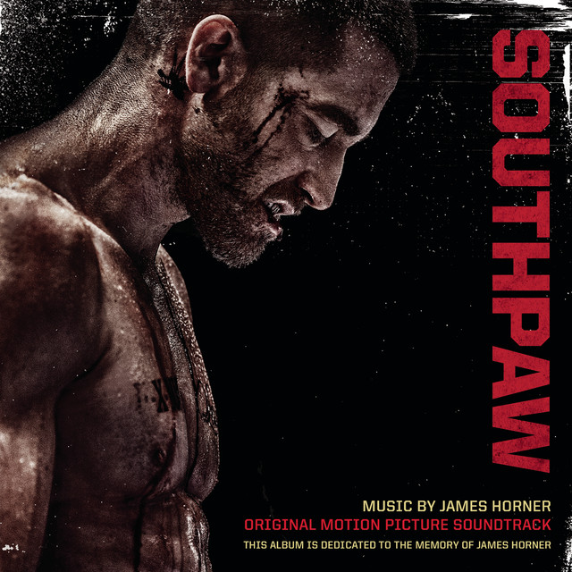 Southpaw (Original Motion Picture Soundtrack) Albumcover