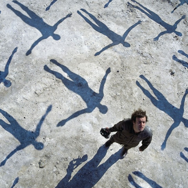 Album cover for Absolution by Muse