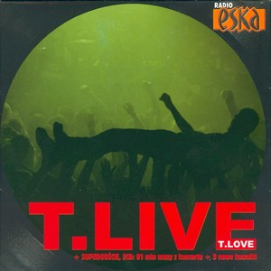 T.Live Albumcover