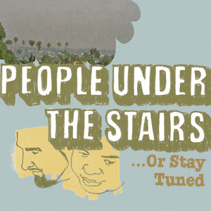 People Under the Stairs Roadbeaters cover