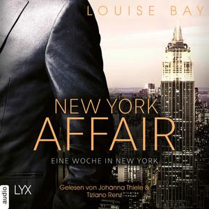 Eine Woche in New York - New-York-Affair 1 (Ungekürzt) Audiobook