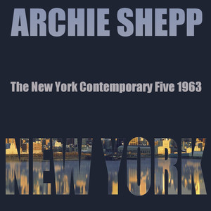 The New York Contemporary Five, 1963 album