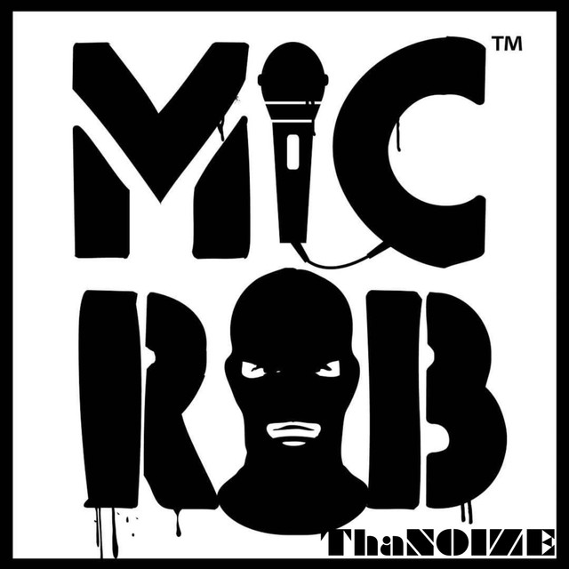 Album cover for Mic Rob by Mic Rob