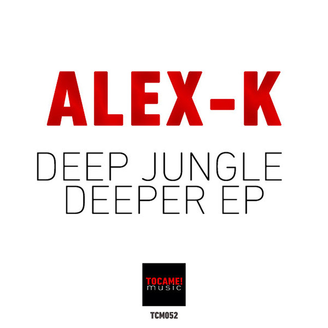 Deep Jungle Deeper EP