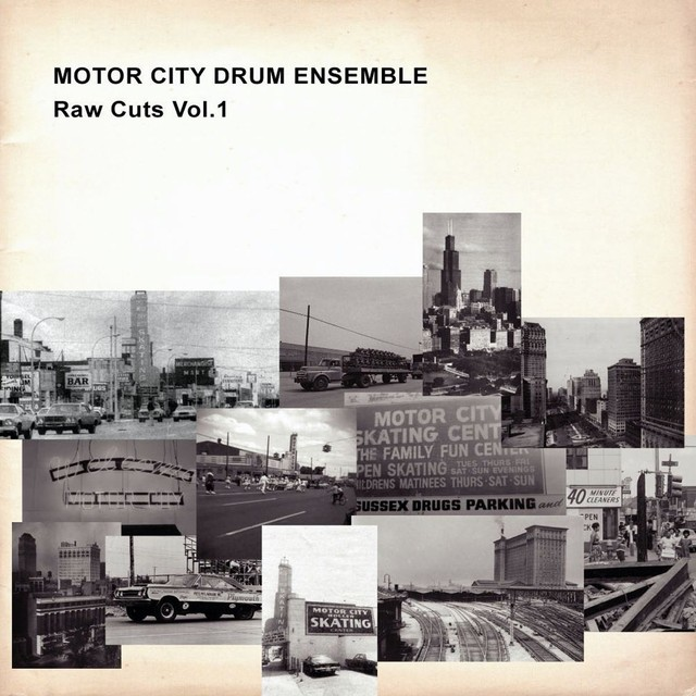 Raw Cuts 3 A Song By Motor City Drum Ensemble On Spotify