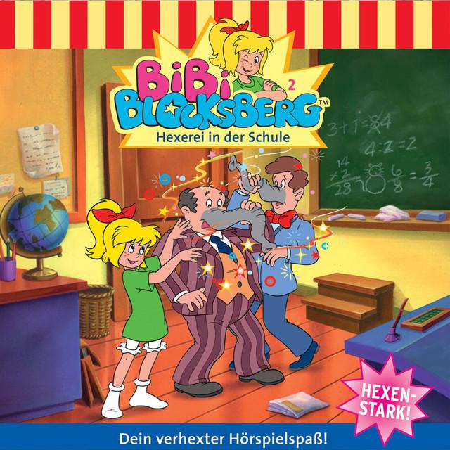 Folge 2: Hexerei in der Schule Cover