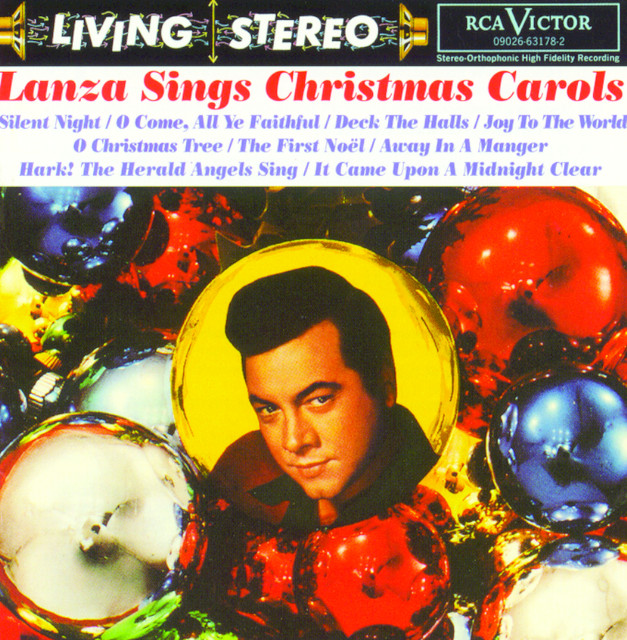 Mario Lanza Sings Christmas Carols