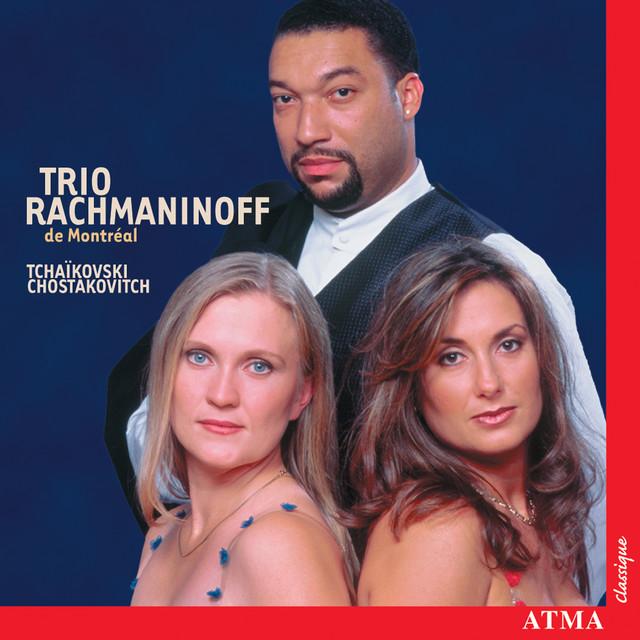 Shostakovich / Tchaikovsky: Piano Trios Albumcover