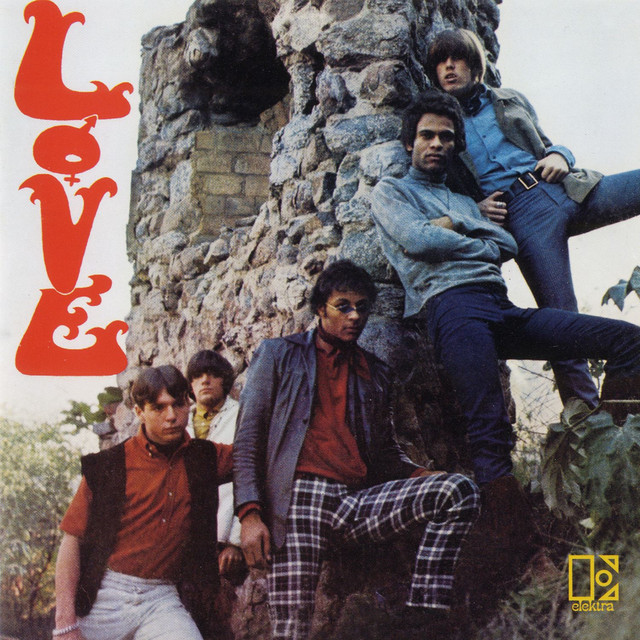 Love [w/bonus tracks]