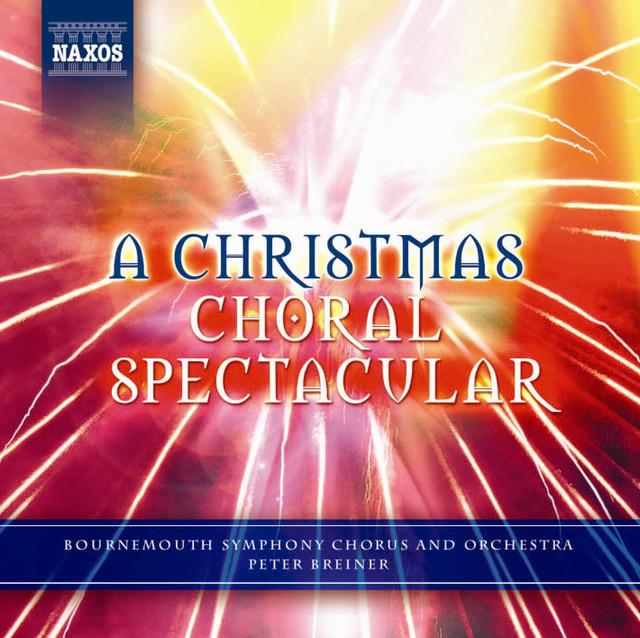 Peter Breiner A Christmas Choral Spectacular album cover