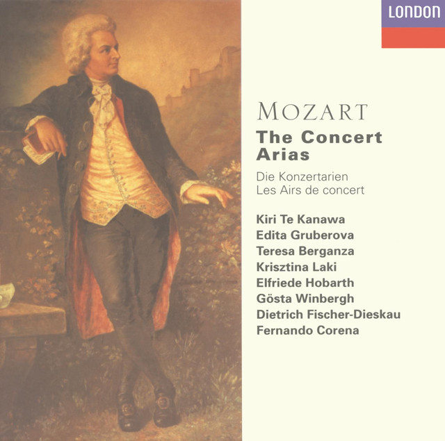 Mozart: The Concert Arias (5 CDs)