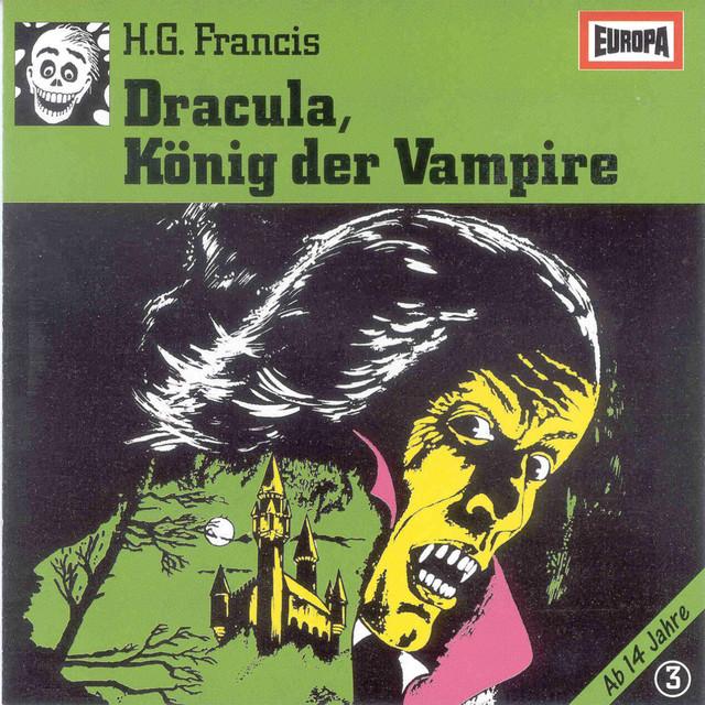 003 - Dracula, König der Vampire Cover
