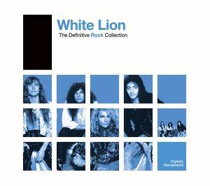 Definitive Rock: White Lion Albumcover