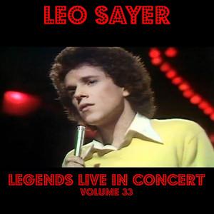 Legends Live In Concert Vol. 33