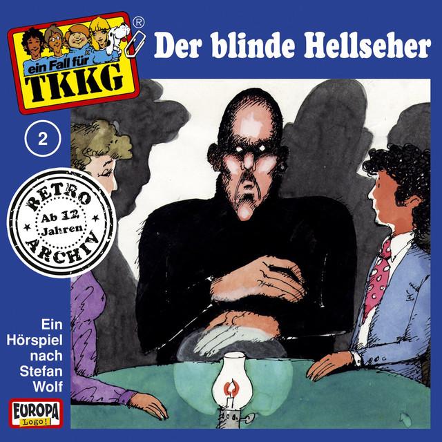 002 - Der blinde Hellseher Cover