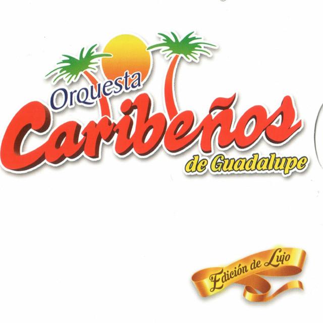Album cover for Edición de Lujo by Caribeños de Guadalupe