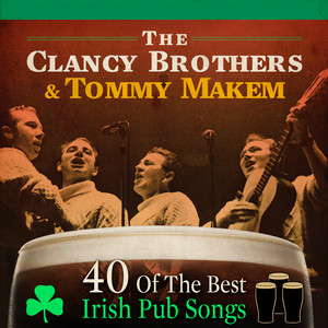 40 of the Best Irish Pub Songs album