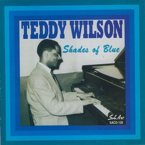 Shades of Blue Albumcover