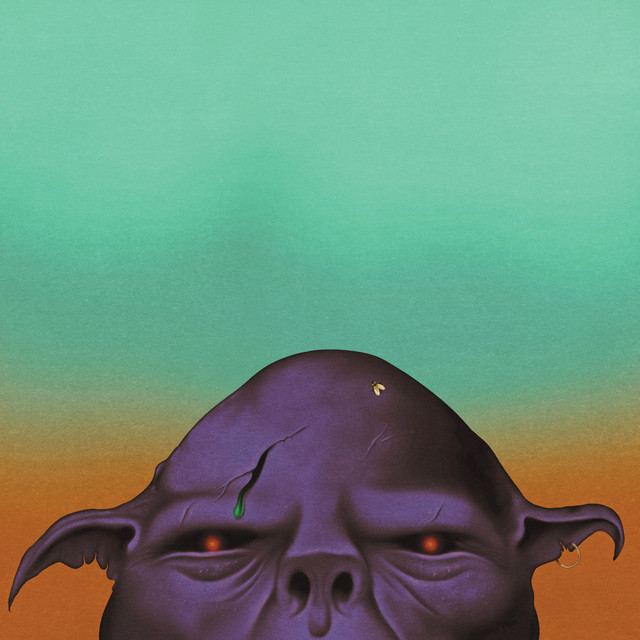 Album cover for Orc by Thee Oh Sees