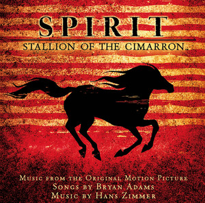 Spirit: Stallion Of The Cimarron (Soundtrack) Albumcover