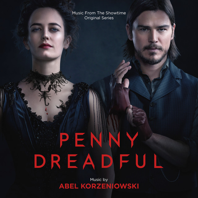 Penny Dreadful (Music From The Showtime Original Series) Albumcover