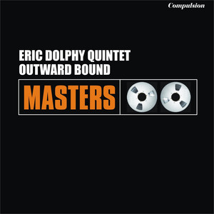 Eric Dolphy Quintet On Green Dolphin Street cover