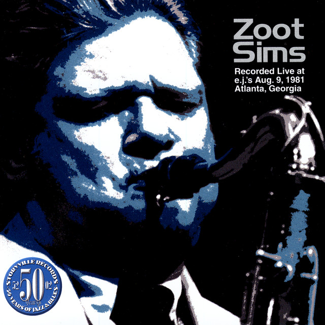 Zoot Sims Recorded Live at E.J.'s