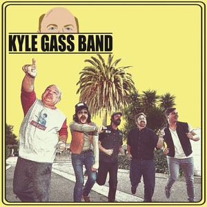 Kyle Gass Band, Manchild på Spotify