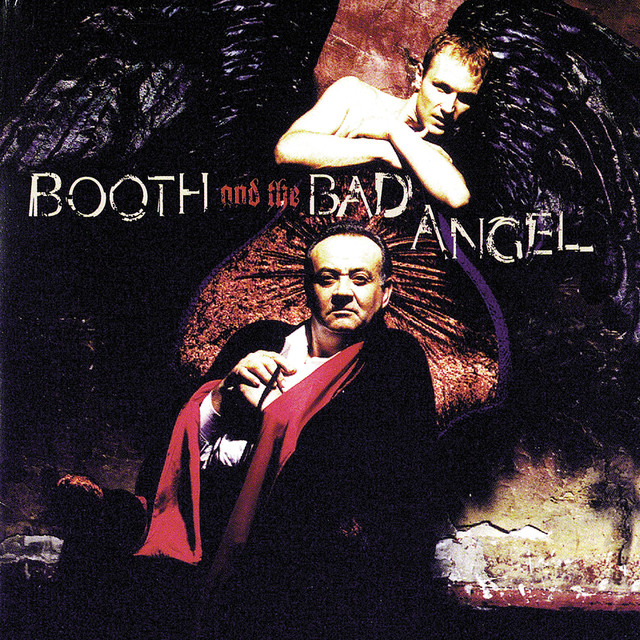 Angelo Badalamenti, Tim Booth Booth And The Bad Angel album cover