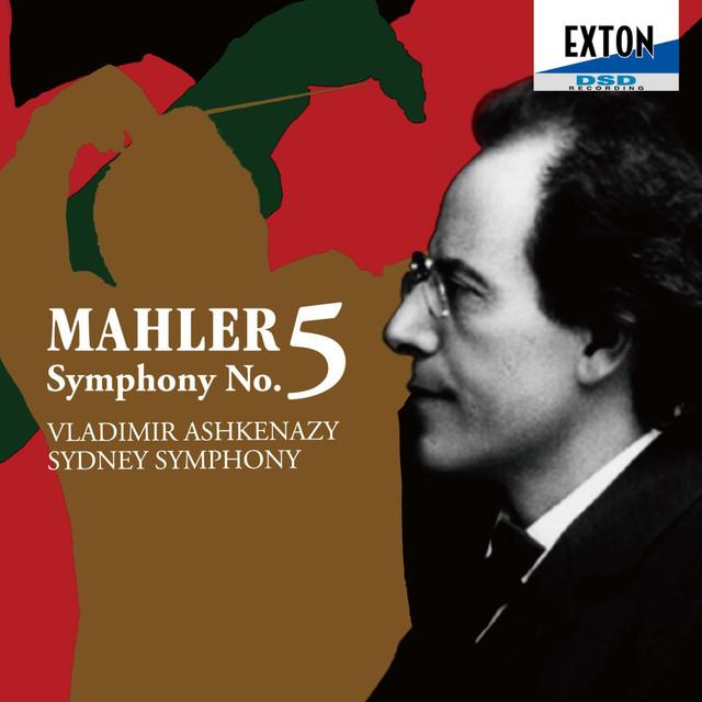 Mahler: Symphony No. 5 Albumcover