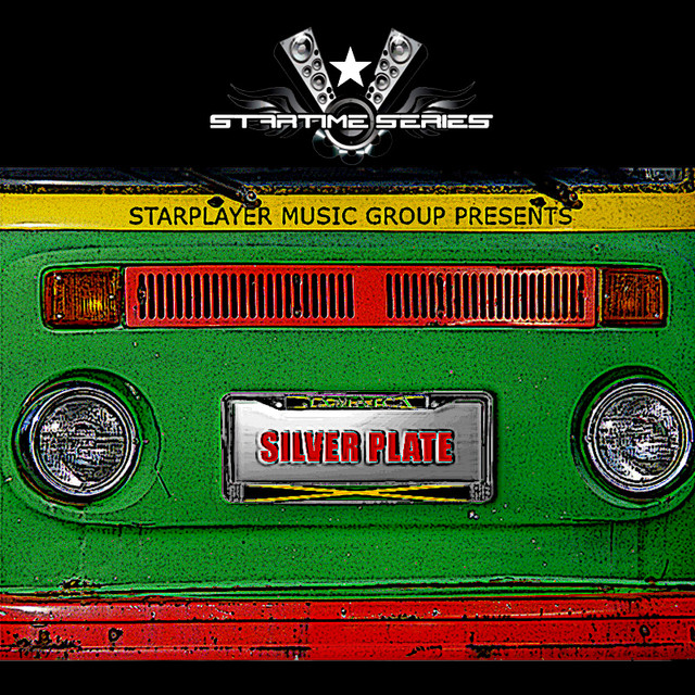 Silverplate Riddim EP by Busy Signal, Lutan Fyah, Karl Morrison feat