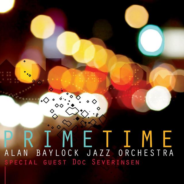 Doc Severinsen, Alan Baylock Jazz Orchestra Prime Time album cover